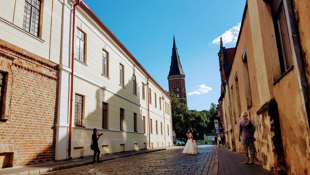 guided tours in Old Town of Kaunas